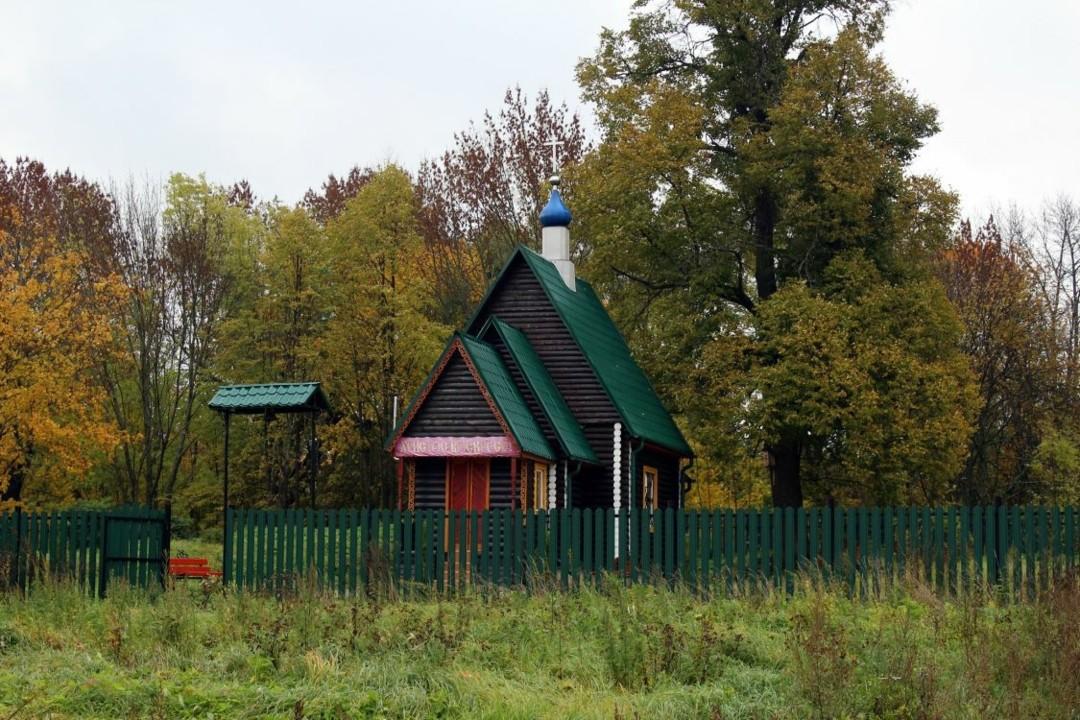 Церковь Рождества Пресвятой Богородицы в Иворово