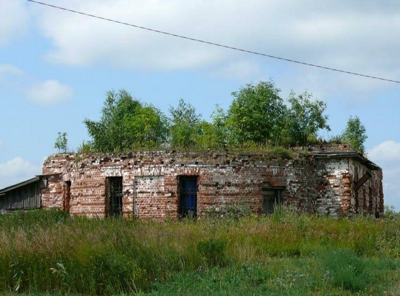 Церковь Илии Пророка в Янево