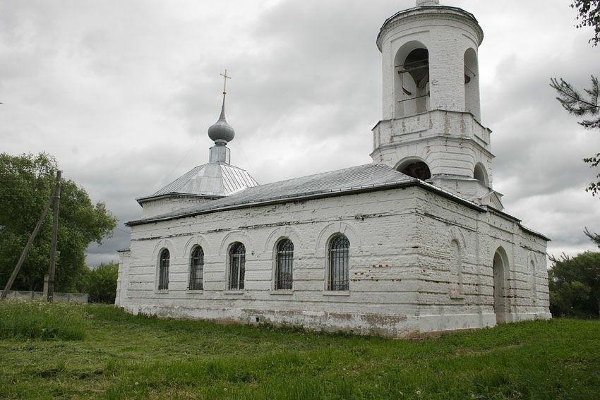 Церковь Николая Чудотворца в Черниже