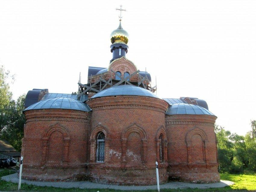 Церковь Александра Невского в Новоалександрове