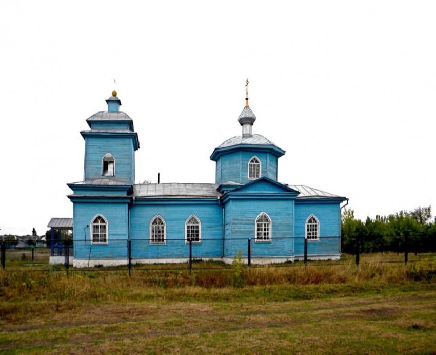 Храм Введения во храм Пресвятой Богородицы в Пименово