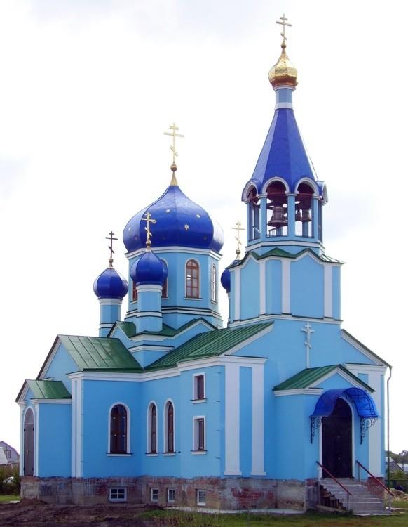 Храм Покрова Пресвятой Богородицы в Черницыно