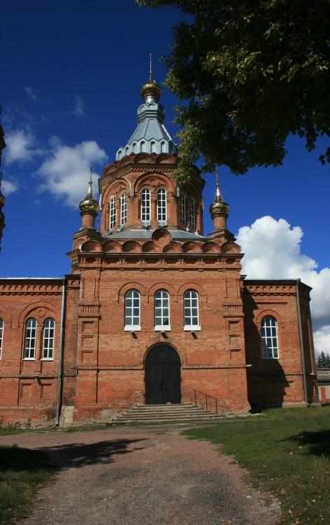 Храм Покрова Пресвятой Богородицы в Боброво