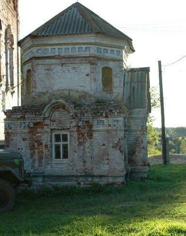 Часовня Михаила Архангела в Толбухино
