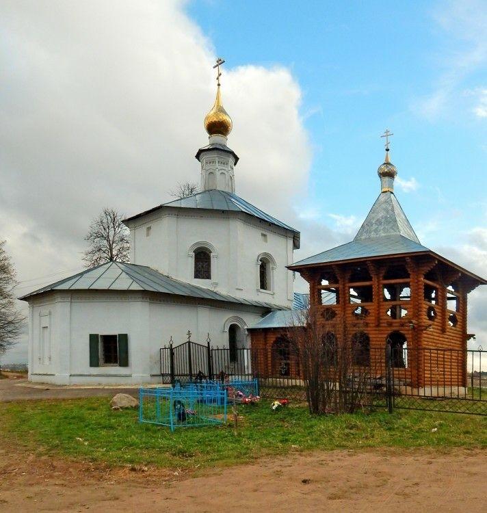 Церковь Илии Пророка в Золоторучье