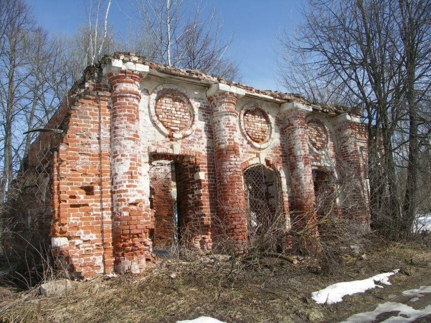 Церковь Введения во храм Пресвятой Богородицы в Новом