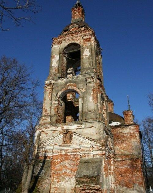 Церковь Казанской иконы Божией Матери в Брянцево