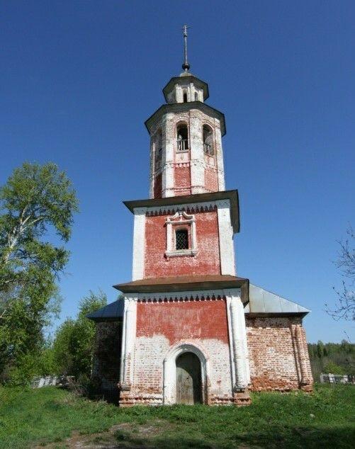 Благовещенский храм в селе Благовещение  Тутаевский район