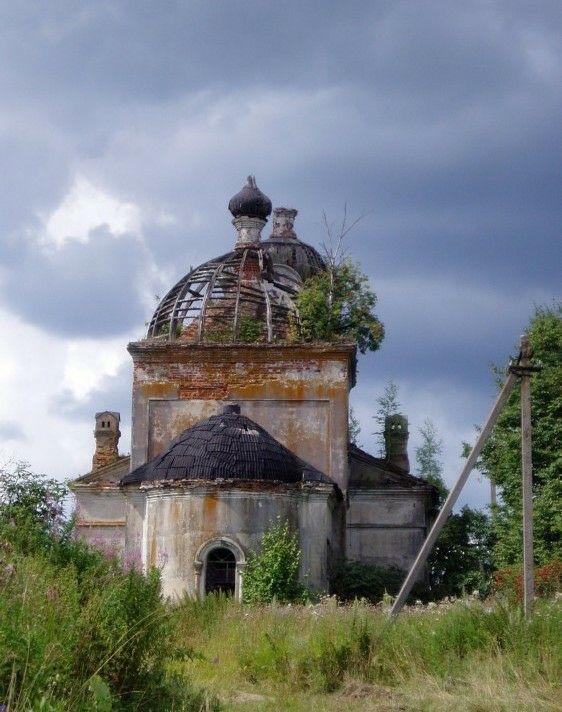 Церковь Боголюбской иконы Божией Матери в Филимоново