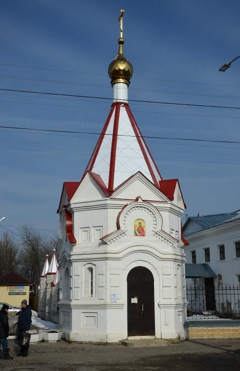 Входная часовня ограды собора Екатерины в Судогде