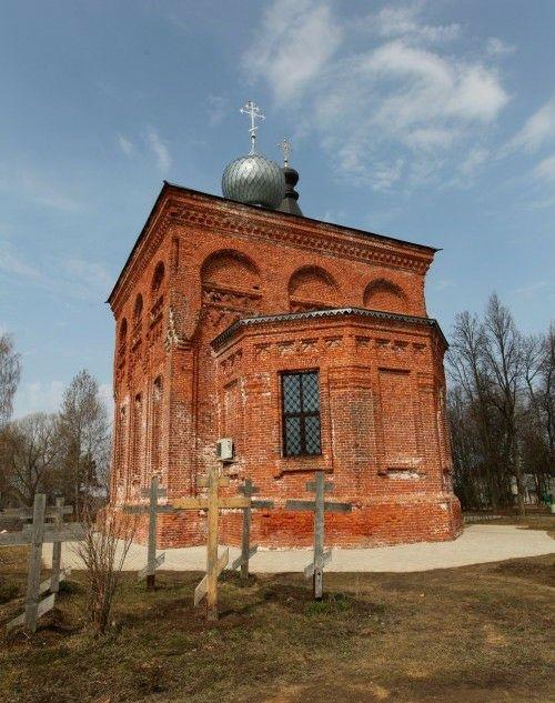 Церковь Алексия, человека Божия в Новоалексеевке
