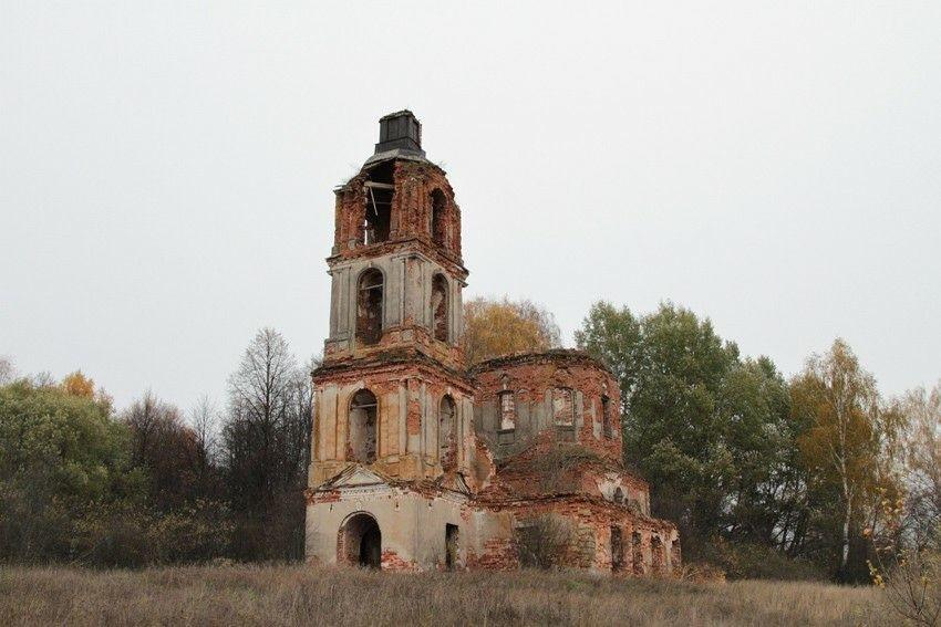Церковь Рождества Пресвятой Богородицы в Ермово