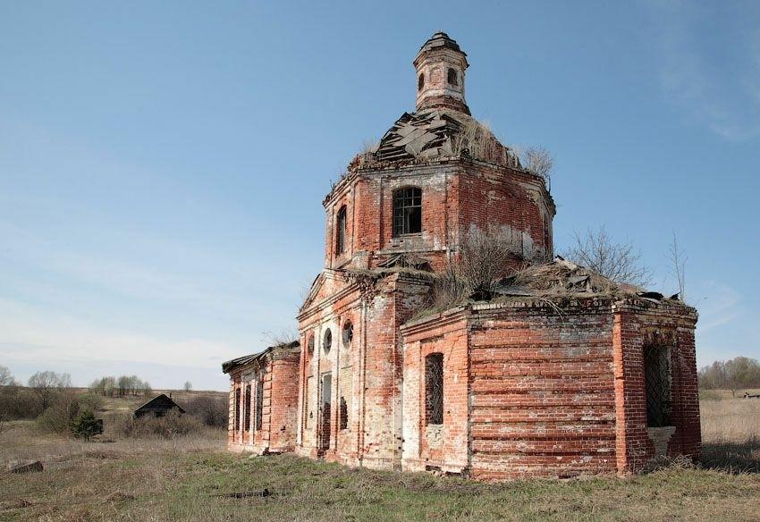 Церковь Михаила Архангела в Бибирево