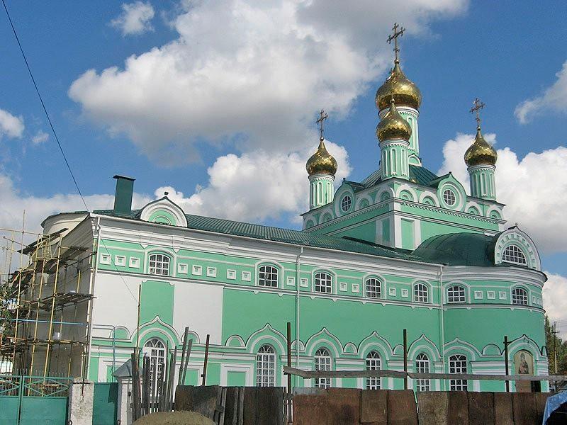 Кафедральный собор Святой Троицы Живоначальной в Щиграх