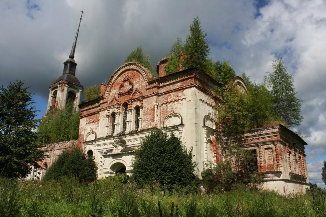 Церковь Спаса Преображения в Станилово