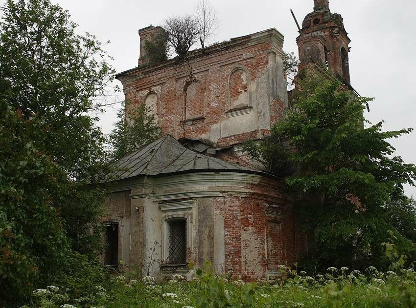 Церковь Успения Пресвятой Богородицы в Верзино