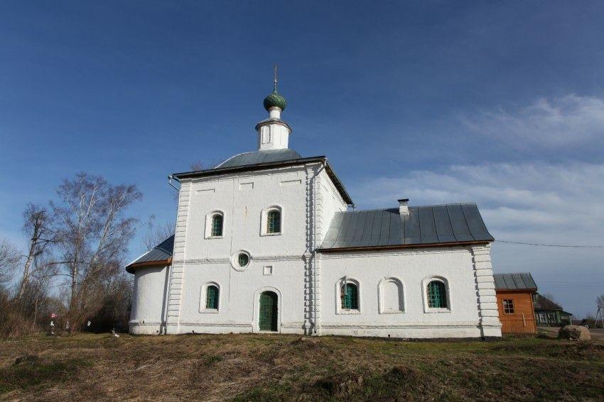 Церковь Благовещения Пресвятой Богородицы в Благовещенье