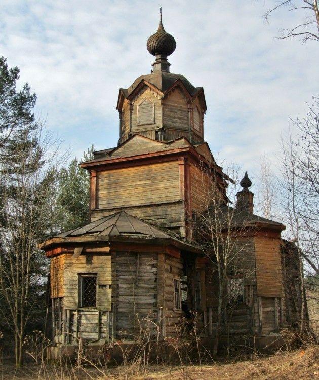 Церковь Вознесения Господня в Ширяево