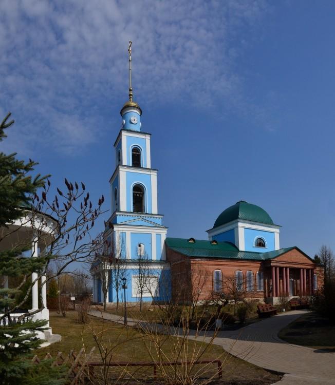 Собор Казанской иконы Божией Матери Казанской Богородицкой Площанской пустыни