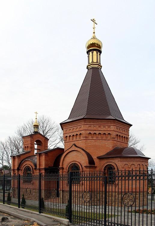 Храм Благовещения Пресвятой Богородицы в Городище