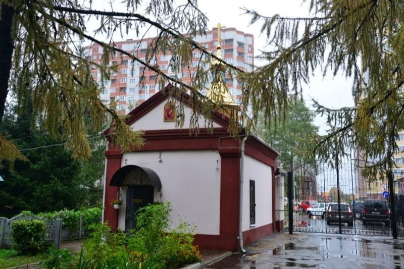 Храм-часовня иконы Божией Матери Всецарица в Брянске