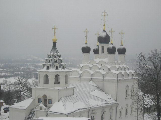 Петро-Павловский монастырь в Брянске