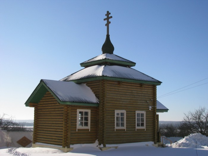 Храм Покрова Пресвятой Богородицы в Жуковке