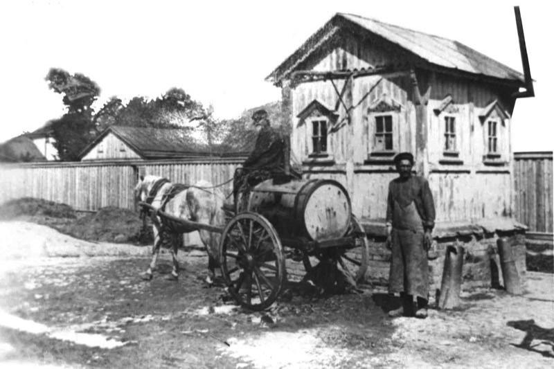 История московского зловония