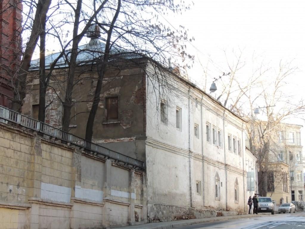 """""""Палаты Ивана Мазепы"""" в Москве"""