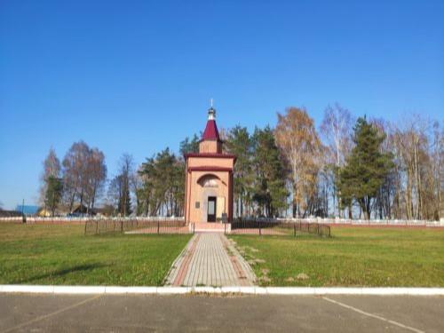 Часовня святого великомученика Георгия Победоносца в Красной Горе