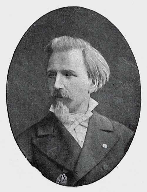 Лагорио Лев Феликсович