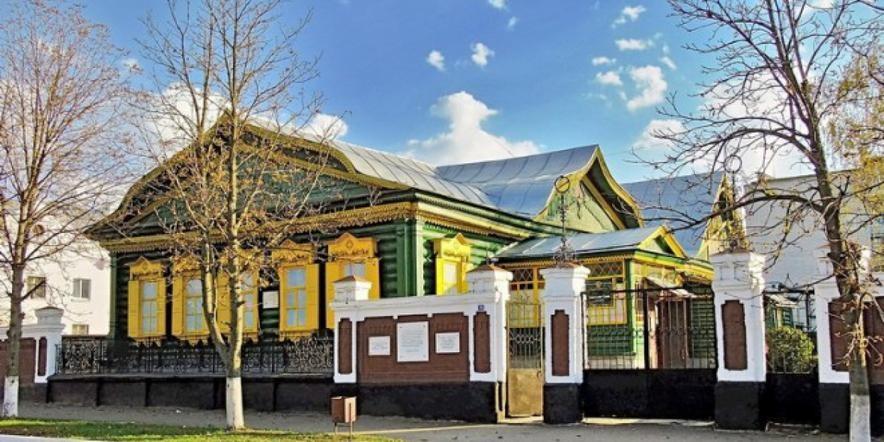 Новозыбковский краеведческий музей (Дом Волкова)