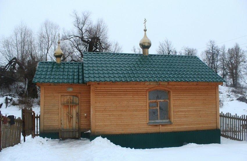 Часовня Николая Чудотворца в Ундорах