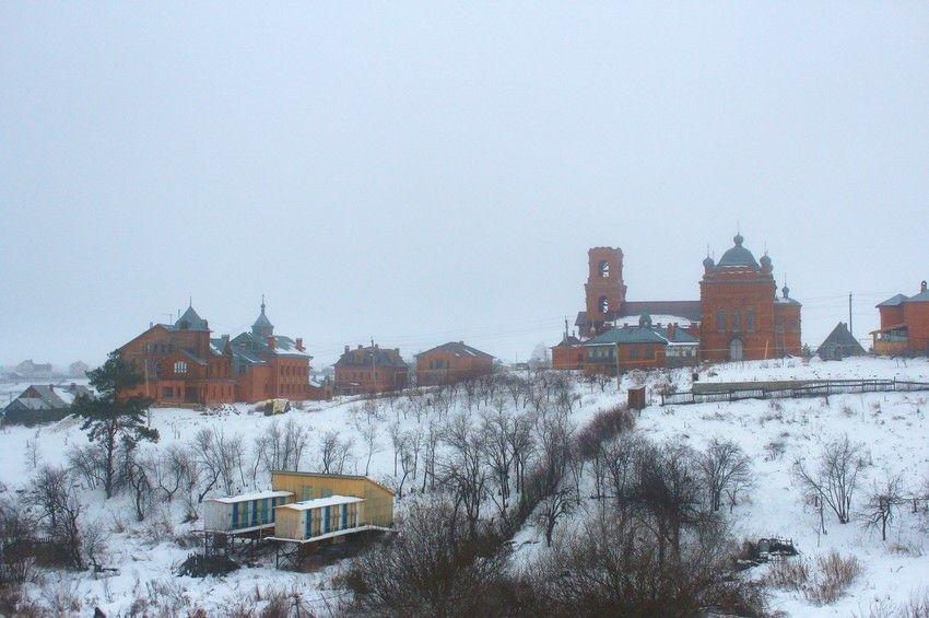 Михаило-Архангельский женский монастырь в Комаровке