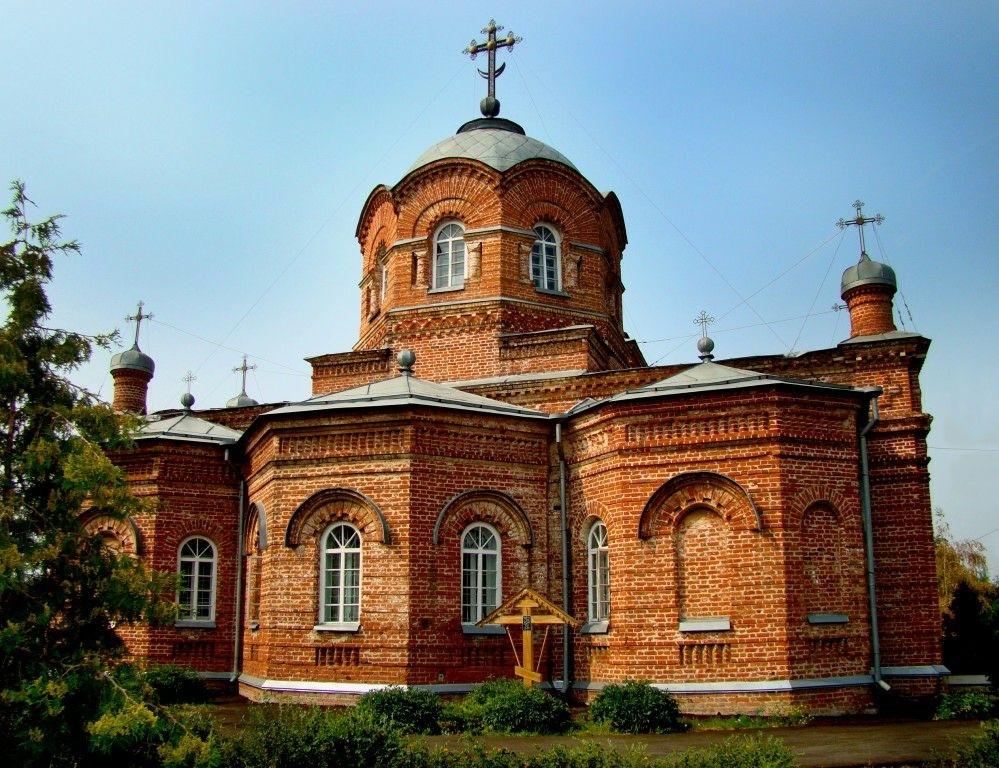 Церковь Рождества Христова в Мостовой слободе в Ульяновске
