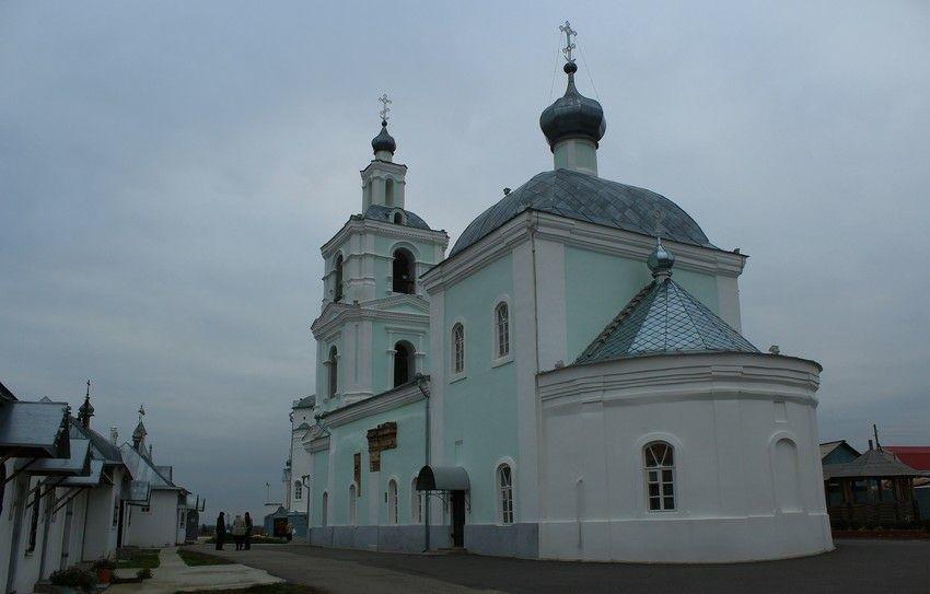 Церковь Богоявления Господня в Арском