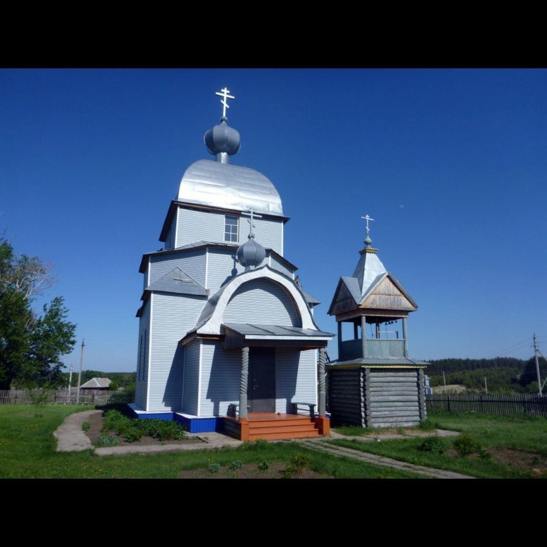 Церковь Николая Чудотворца в Ерёмкино
