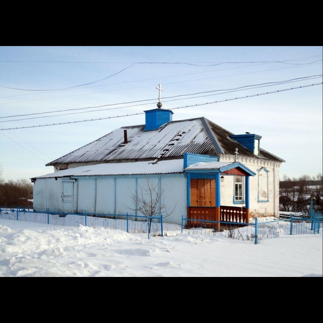 Церковь Димитрия Солунского в Хмелёвке