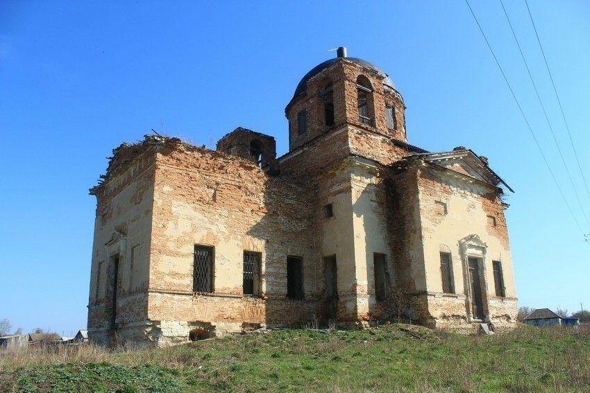 Церковь Михаила Архангела в Никитино