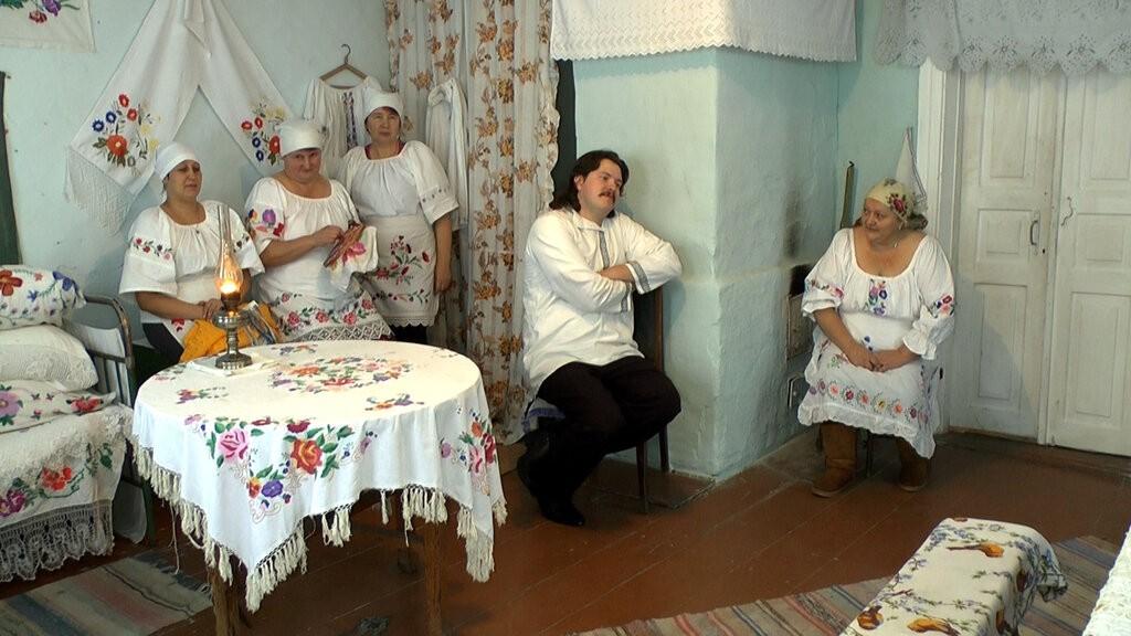 Дом крестьянского быта в Манюках