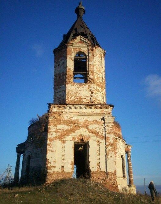 Церковь Рождества Христова в Коптевке