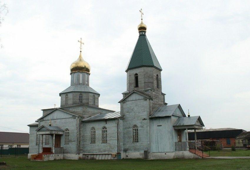 Церковь Серафима Саровского в Новочеремшанске