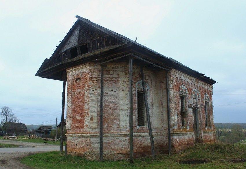 Церковь Михаила Архангела в Чамзинке