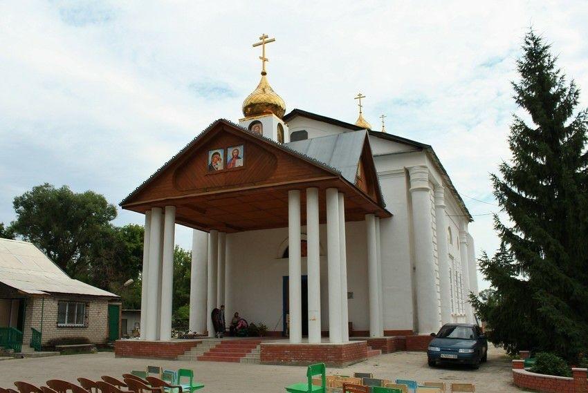 Церковь Михаила Архангела в Шигонах