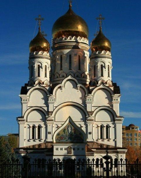 Собор Спаса Преображения в Тольятти