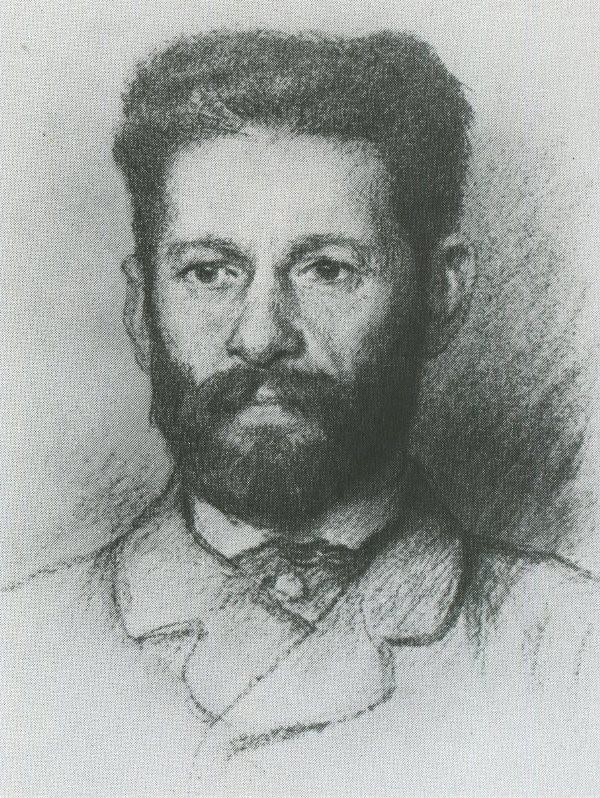 Антокольский Марк Матвеевич