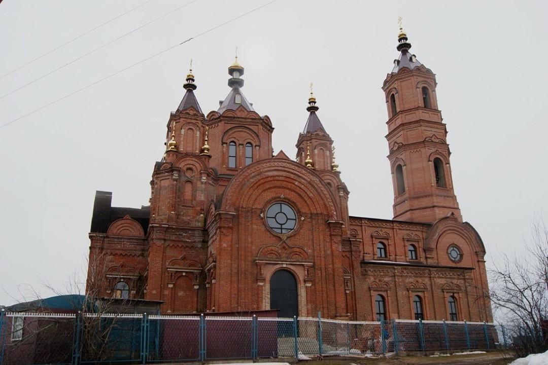 Церковь Космы и Дамиана в Мусорке