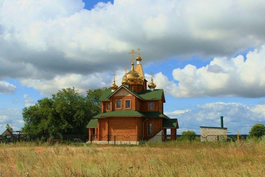 Церковь Космы и Дамиана в Верхнем Сускане