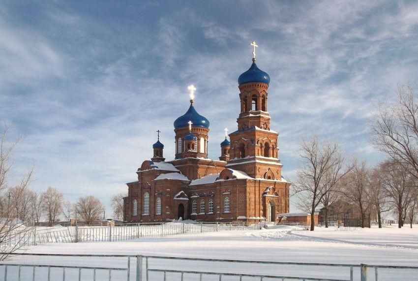 Церковь Покрова Пресвятой Богородицы в Покровке