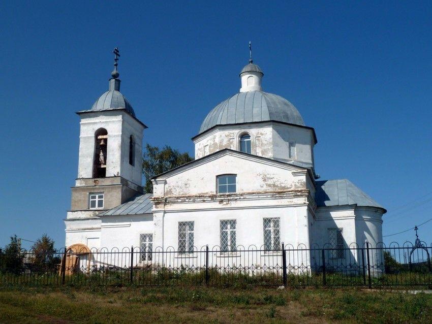 Церковь Михаила Архангела в Русской Селитьбе
